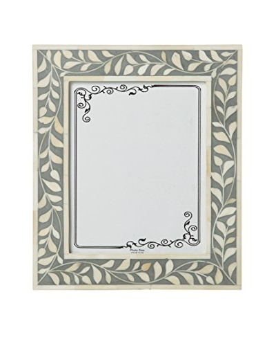 Bethel International Bone Inlaid Photo Frame