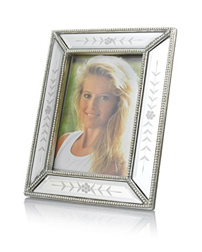Bethel International Mirrored Picture Frame