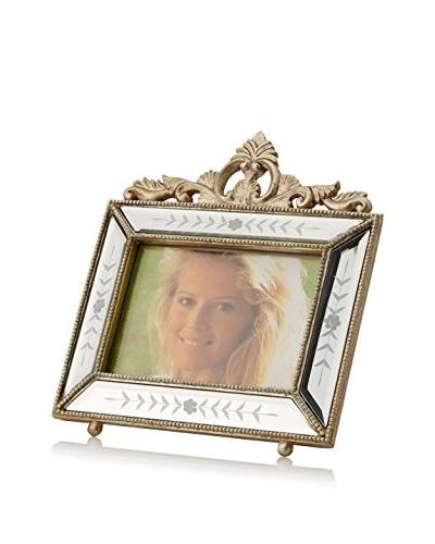 Bethel International Handmade Mirrored Photo Frame