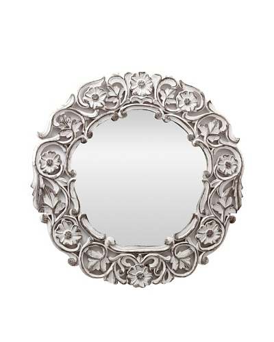 Better Living Hand Carved Sahara Mirror