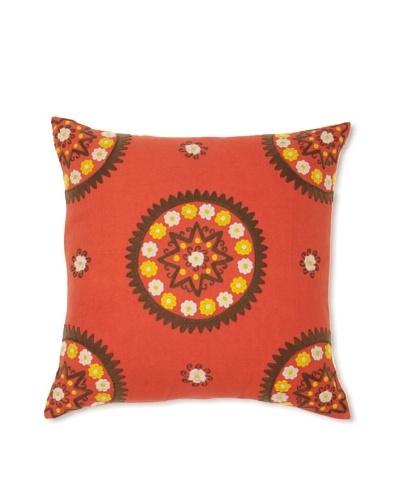 Better Living Medallion Pillow [Coral]