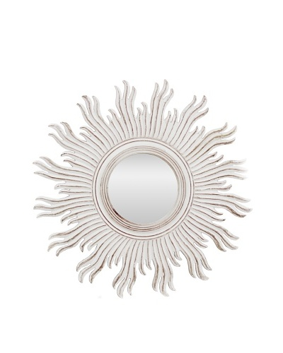 Better Living Hand Carved Sooraj Mirror