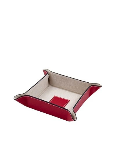 Bey-Berk Snap Valet, Red