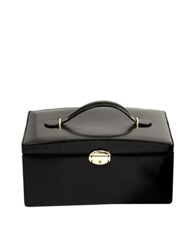 Multi-Compartment Jewelry Storage, Black