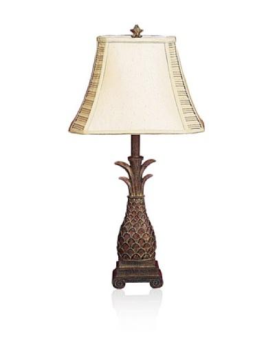 UMA Set of 2 Polystone Table Lamps