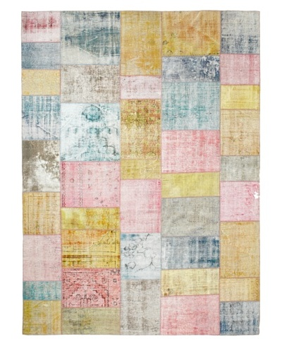 One Of A Kind Overdyed Rug