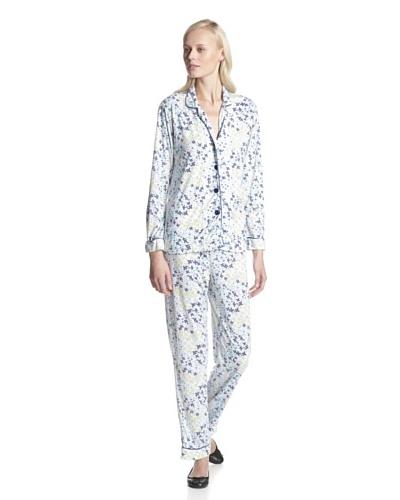 BH PJ's by BedHead Pajamas Women's Classic Notch Collar Pajama Set