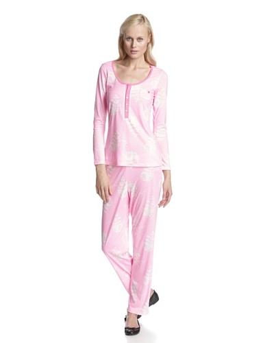 BH PJ's by BedHead Pajamas Women's Placket Pajama Set