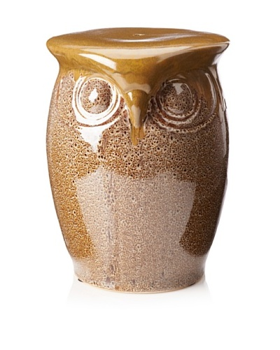 Firefly Home Collection Owl Plant Stand