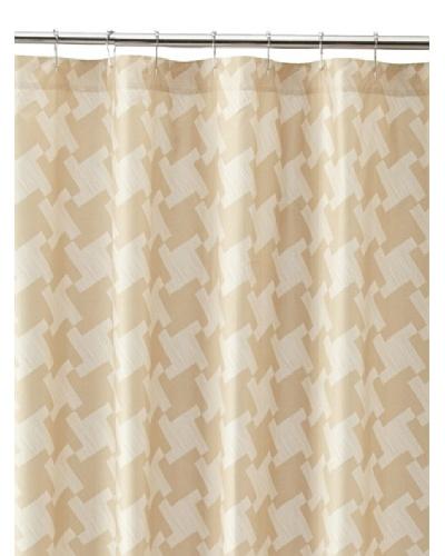 Blissliving Home Trafalgar Shower Curtain, Khaki