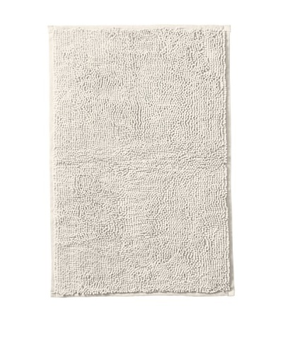 Blissliving Home Heather Bathmat, Cream
