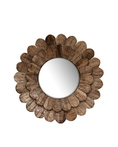 Bliss Studio Scalloped Mica Mirror