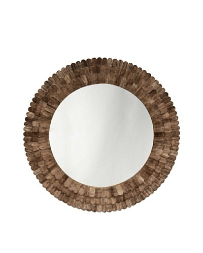 Bliss Studio Scalloped Mica Wall Mirror