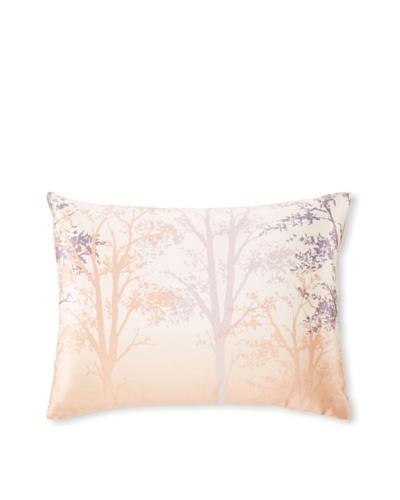 Blissliving Home Amelie Rose Pillow, Blush, 12 x 20