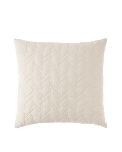 Blissliving Home Tate Square Decorative Pillow [Putty]