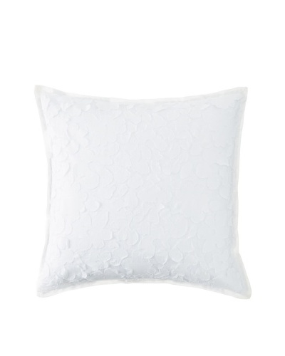 Blissliving Home Maida Vale Pillow, White, 18 x 18