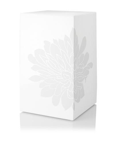 Blissliving Home Chrysanthemum Side Table, White