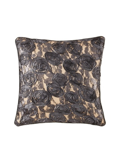 Blissliving Home Sylvie Pillow, 18 x 18