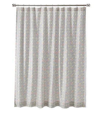 Blissliving Home Flora Shower Curtain, Multi