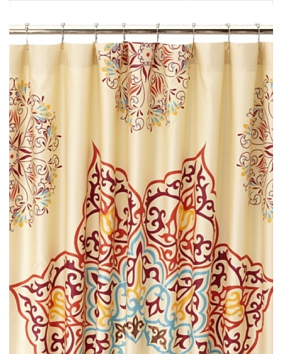 Blissliving Home Chanda Shower Curtain [Tan]