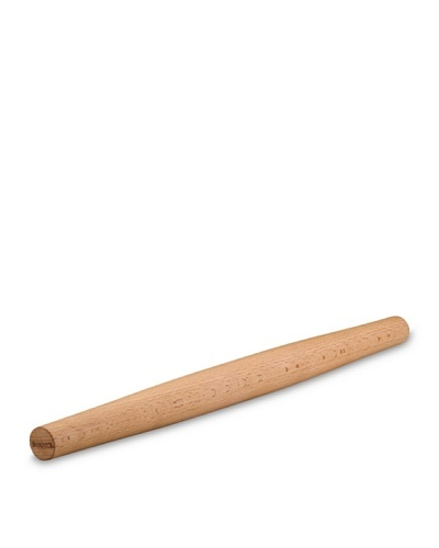 BonJour Beechwood French Rolling Pin, Natural