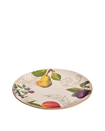 BonJour Orchard Harvest 12 Round Platter