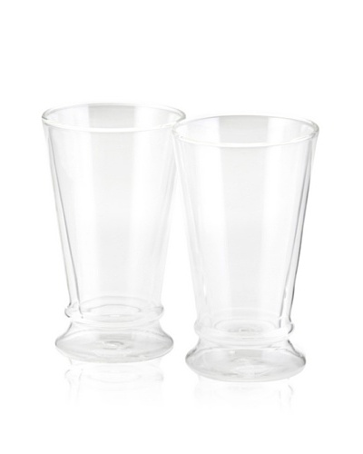 BonJour Set of 2 Insulated 12-Oz. Latte Cups