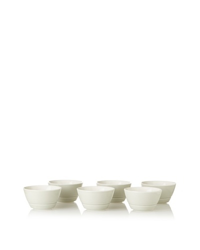 Boska Holland Living Set of 6 Chip & Dip Cups, Grey
