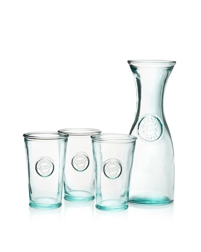 Boska Holland Life Recycled Glass Carafe & Drink Set