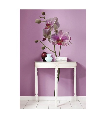 Set of 2 Orchids Decals
