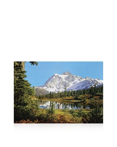 Rocky Mountains Wall Mural