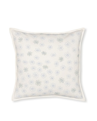 Tommy Hilfiger Hydrangea Petals Decorative Pillow
