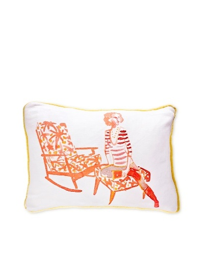 AphroChic Clinton Hill Pillow