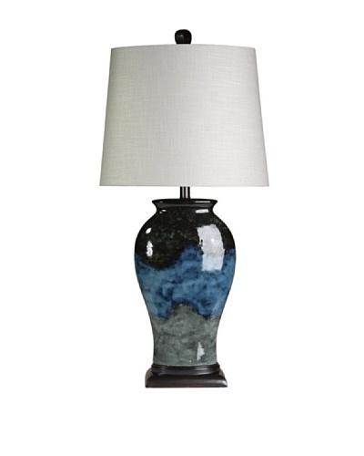 StyleCraft Ceramic Table Lamp