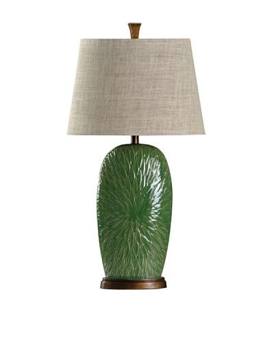 StyleCraft Poly & Ceramic Table Lamp