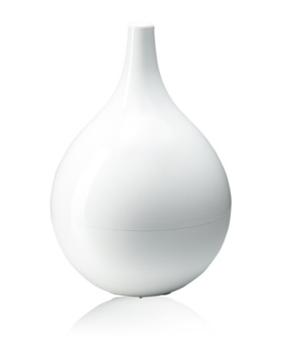 Broksonic Ultrasonic Hybrid Cool-Mist Humidifier with Aromatherapy Function, White