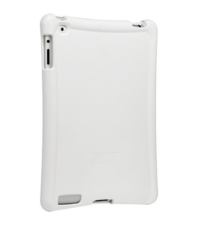 BUILT Apple iPad or iPad 2 Ergonomic Hard-Shell Case, White