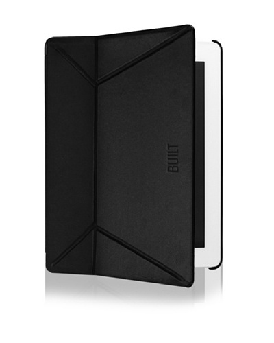 BUILT Convertible Platform Case for Apple iPad 2, Black