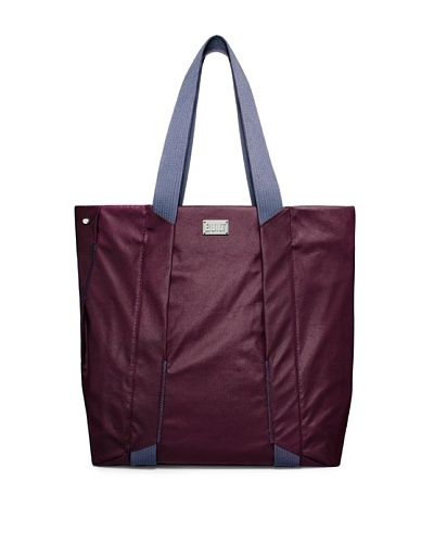 BUILT City Collection Everyday Shopper Bag, Aubergine