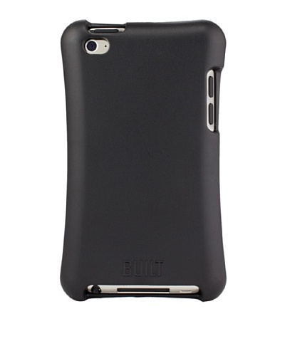 BUILT Apple iPod Touch Ergonomic Hard Shell Case, Black