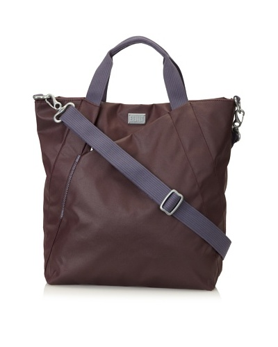 BUILT City Collection Essential Work Tote, Aubergine