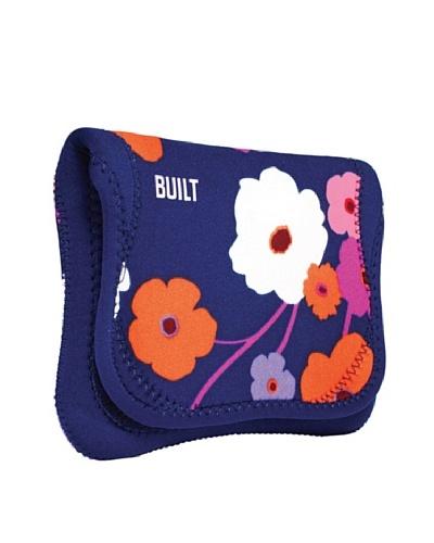 """BUILT 6"""" Neoprene e-Reader or Tablet Envelope, Lush Flower"""