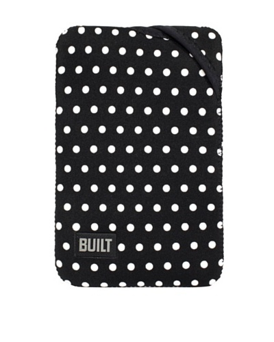 BUILT Kindle Fire Twist Top Sleeve, Mini Dot Black & White