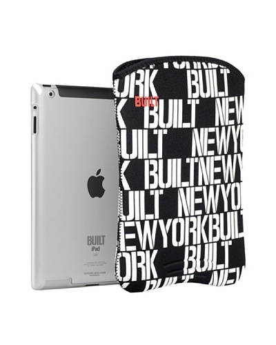 BUILT Apple iPad or iPad 2 Travel Pack, Bold with Clear