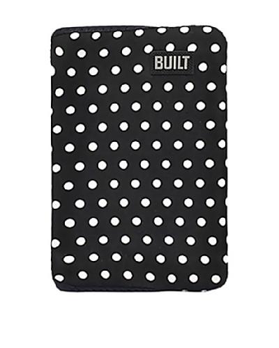 BUILT Neoprene Stretch Cover for Kindle, Mini Dot Black & White