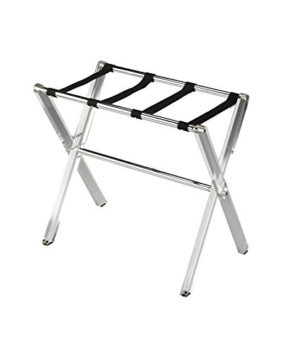 Butler Luggage Rack, Chrome