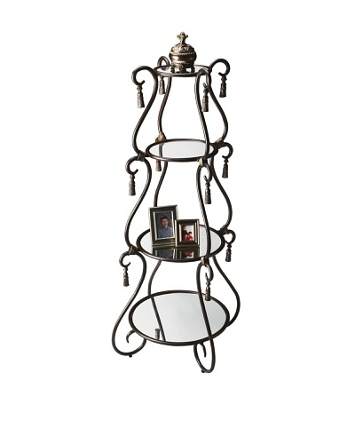 Butler Specialty Company Melrose Metalworks Etagere