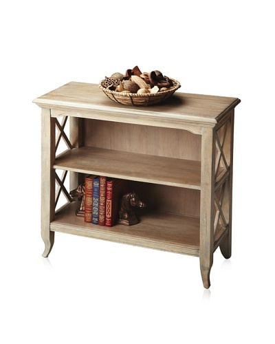Butler Specialty Company Driftwood Low Bookcase