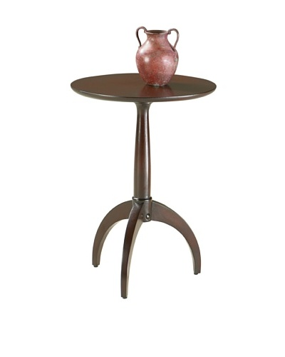 Butler Specialty Company Merlot Pedestal Table
