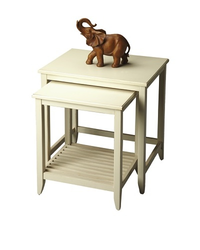 Butler Specialty Company Merlot Nesting Tables